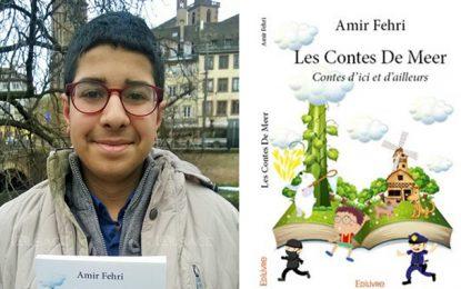 Amir, l'enfant prodige, lance un projet pour aider les écoles en Tunisie