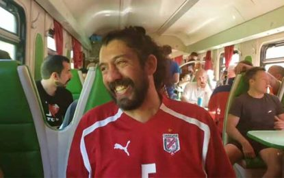 Mondial 2018 : Un Argentin affiche son soutien à l'équipe Tunisie