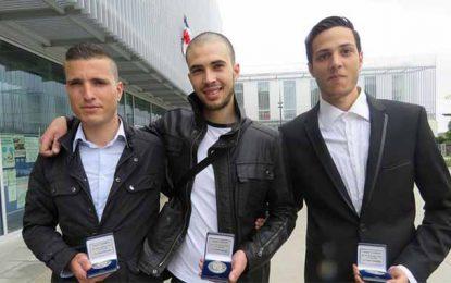 France : Aymen, un sans-papier héroïque tunisien, menacé d'expulsion