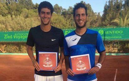 Tarragone 2018 : Les tennismen Ghorbel et Dougaz en finale