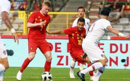 Futur adversaire Tunisie, la Belgique bute sur un solide Portugal