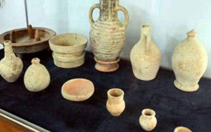 Ben Arous : Saisie de pièces archéologiques datant de l'époque romaine