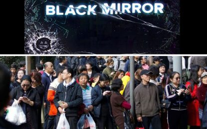 ''Black Mirror'' devient une réalité sociale en Chine