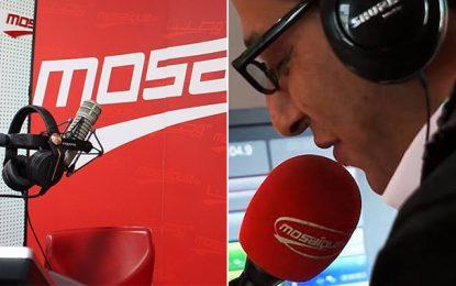 Mosaïque FM : La mystérieuse  «mise en congé» de Boubaker Ben Akeicha