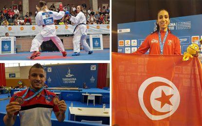 Tarragone : Championne Citroën, Ines Boubakri remporte l'or pour la Tunisie