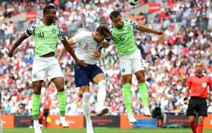 1er adversaire de la Tunisie au Mondial, l'Angleterre gagne sans briller
