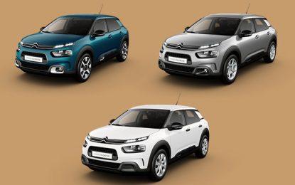 Auto : La nouvelle berline C4 Cactus à l'essai chez Citroën Tunisie