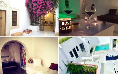 TripAdvisor classe Dar Sabri meilleure chambre d'hôtes en Tunisie