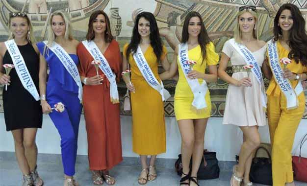 Tourisme sept miss fran aises s journent une semaine djerba et zarzis - Office de tourisme djerba ...