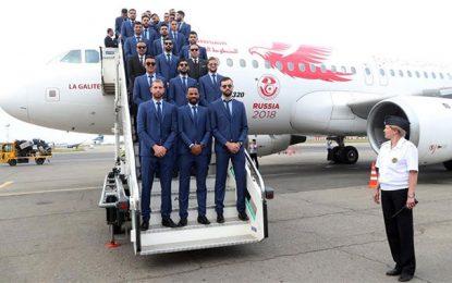 Equipe de Tunisie : La FTF a claqué 2 ,223 MDT pour le Mondial 2018