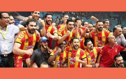 Handball : L'Espérance remporte sa 26e Coupe de Tunisie