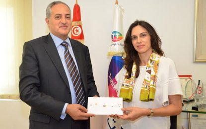 Tunisie Telecom renouvelle son soutien au Village d'enfants Gammarth