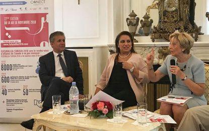 Forum d'affaires : Futurallia à Tunis du 14 au 16 novembre 2018