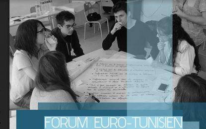 Jeunes européens et tunisiens débattent de l'avenir des démocraties