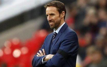 Southgate (Angleterre) : «Les bonnes équipes marquent dans les dernières secondes»
