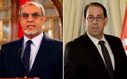 Jebali à Chahed : Ne vous présentez pas aux présidentielles de 2019