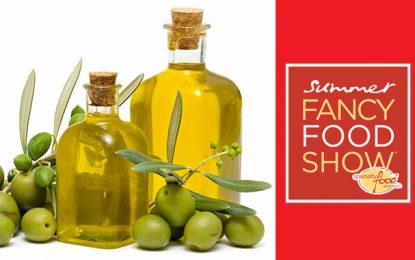 L'huile d'olive tunisienne au Summer Fancy Food Show 2018