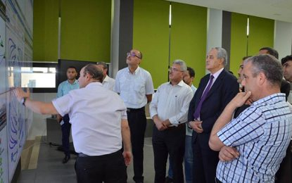 Inauguration du «Services Operations Center» de Tunisie Telecom