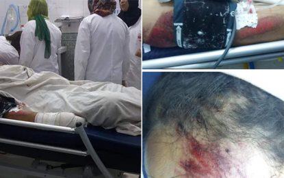 Kairouan : Elle se jette du véhicule pour ne pas être violée