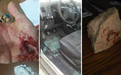 Mahdia : La famille d'un passeur tente de le libérer en agressant la police