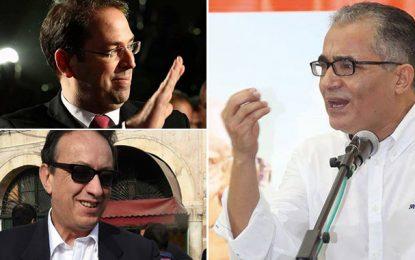 Conflit Caïd Essebsi-Chahed : Marzouk se dit prêt à faire le médiateur