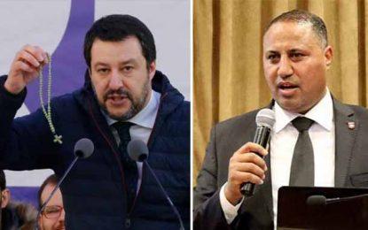 Tunisie : Un député de Nidaa adresse une lettre ouverte à Matteo Salvini