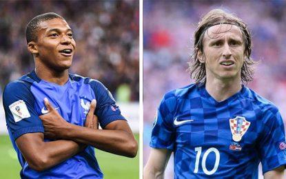Mondial 2018 : La Croatie et la France en 8e, l'Argentine en danger
