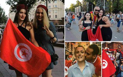 Mondial 2018 : De nombreux mariages russo-tunisiens en perspective