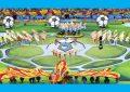 Cérémonie d'ouverture du Mondial 2018 : Musique et sobriété