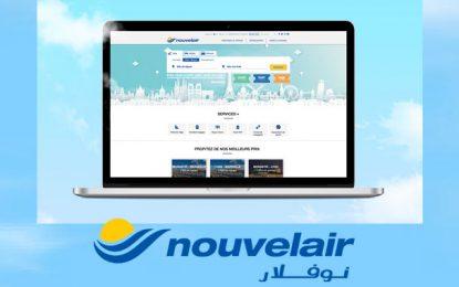 Nouvelair améliore l'expérience client grâce à son site web