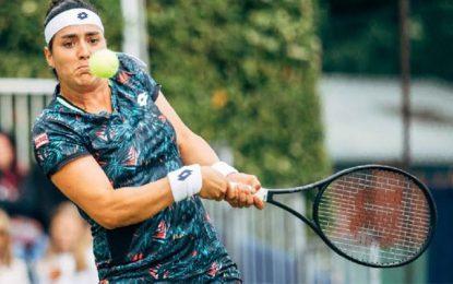 Tournoi de Budapest : Ons Jabeur se qualifie aux quarts de finale