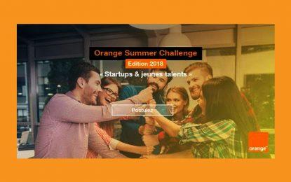 Ouverture des candidatures pour Orange Summer Challenge 2018