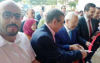 Ghannouchi inaugure un hôtel halal à Hammamet : Hôtel ou mosquée déguisée ? (vidéo)