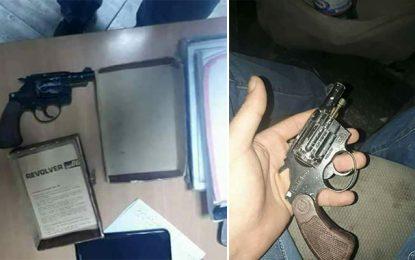 Sousse : Une arme saisie avant qu'elle soit remise à un salafiste