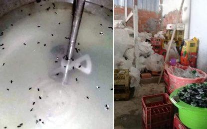 Tunis : Saisie de 25.000 litres de jus impropres à la consommation
