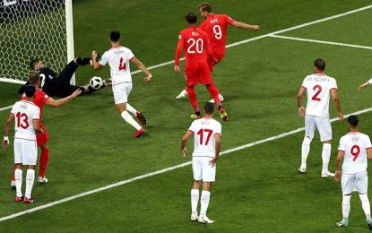 Mondial 2018 : Face à l'Angleterre, la Tunisie a manqué d'audace