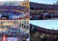 Tunisie : L'amphithéâtre d'El-Jem se met à l'heure du Mondial 2018