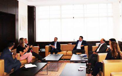 Coopération : Une délégation néerlandaise reçue à l'Utica