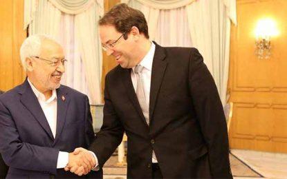 Harouni : Ennahdha poursuivra sa collaboration avec Chahed, mais…