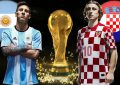Argentine-Croatie live streaming: Coupe du monde 2018
