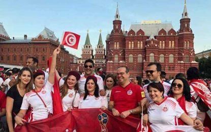 Mondial 2018 : Mehdi Ben Gharbia s'amuse comme un ado à Moscou