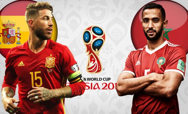 Maroc-Espagne streaming live: Coupe du monde 2018