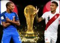 France-Pérou live streaming: Coupe du monde 2018