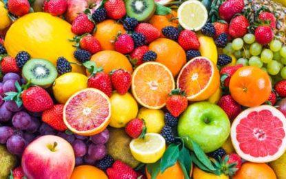 Tunisie : Exportations des fruits en hausse de 40% (7 juin 2018)