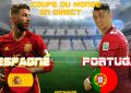 Portugal-Espagne live streaming: Coupe du monde 2018