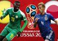 Sénégal-Japon streaming live: Coupe du monde 2018