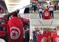 Mondial : 15.000 Tunisiens en Russie pour supporter l'équipe Tunisie
