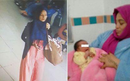 Vol d'un bébé à Sfax : Mandat de dépôt contre le couple voleur