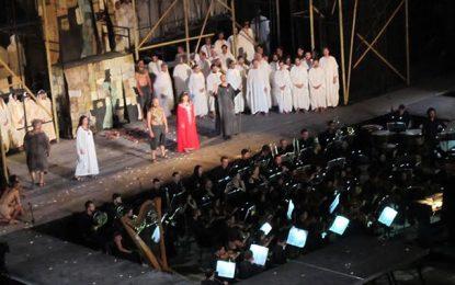 Opéra «Aïda» à Carthage : Une prestigieuse pré-ouverture tuniso-italienne