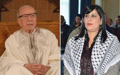 Abir Moussi appelle à un projet de révision constitutionnelle